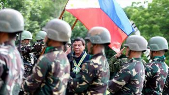 Philippines extends martial law
