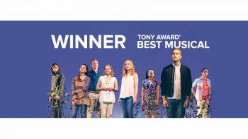 'Dear Evan Hansen' is Tony Awards best musical