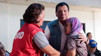 Duterte says sorry to Marawi residents for city's destruction