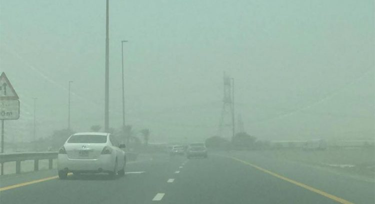 Haze to continue in UAE, warns NCM