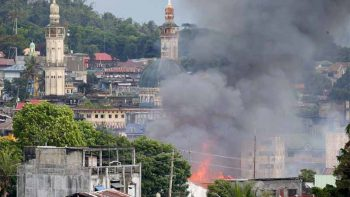 Military airstrike in Marawi kills 11 soldiers, injures 7 others