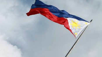 Philippine flag raised in Marawi as war v. terrorists rages on