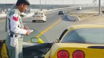 Dubai traffic fine discount extended