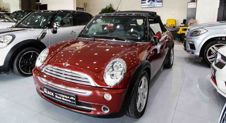 Mini Cooper Cabrio for sale