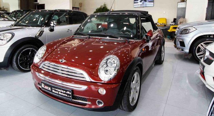 Mini Cooper Cabrio for sale