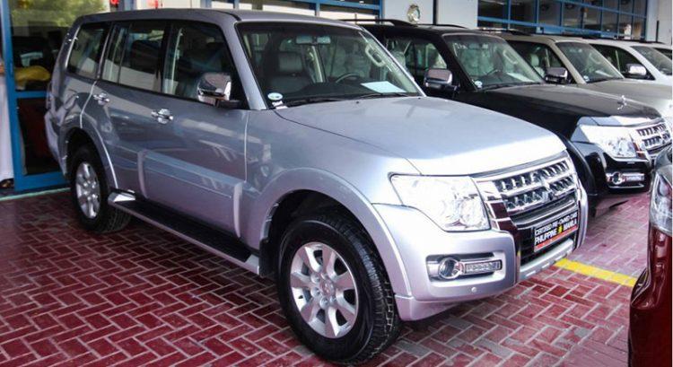 Mitsubishi Pajero GLS for sale