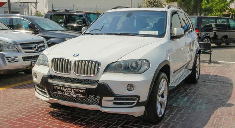 BMW X5 4.8i for sale