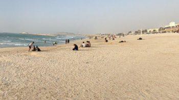 Dubai Police issue advisory for beachgoers