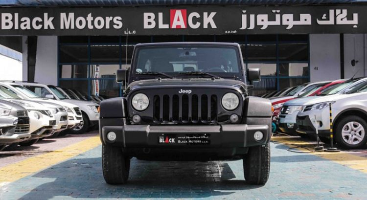 Jeep Wrangler Sport Unlimited for sale