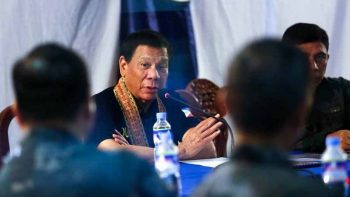 Duterte junks talks with communist rebels