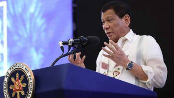 As protests loom, Duterte to declare holiday in Manila on Sept. 21