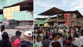 Magnitude 6.5 quake hits central Philippines; 2 killed