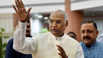 India elects new president