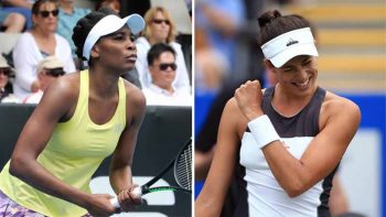 It's Williams v. Muguruza in Wimbledon Ladies Singles finals