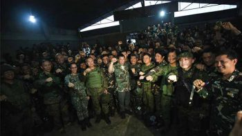 Military seizes Grand Mosque in Marawi from terrorists
