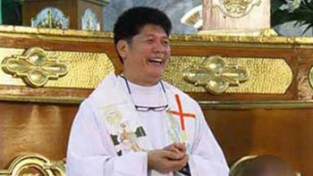 2nd human trafficking case filed against Filipino priest