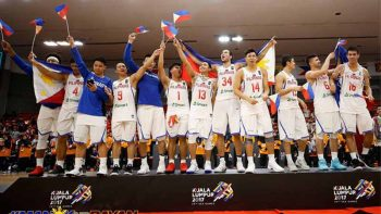 Gilas Pilipinas captures 2017 SEA Games men's basketball title
