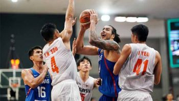 Gilas Pilipinas sweeps 2017 SEA Games prelim matches
