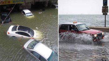 Typhoon Hato kills 10 in Macau, Hong Kong, southern China