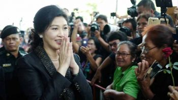 Ex-Thai PM sued over irregular rice purchase had fled to Dubai: source