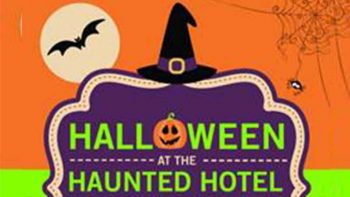Halloween at the Haunted Hotel…