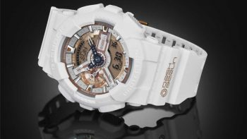 Casio G-SHOCK launches new limited edition GA110 Model at  Virgin Megastores in UAE