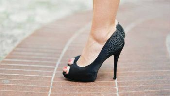 Philippines bans mandatory wearing of high heels at work