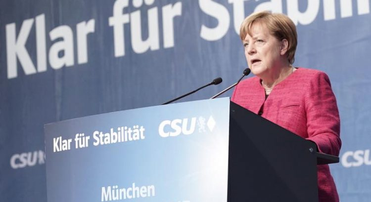 Angela Merkel wins fourth term as German Chancellor