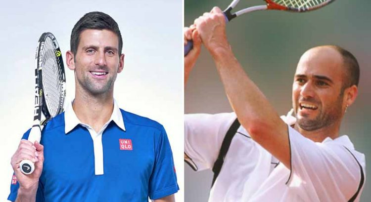 Djokovic keeps Agassi as coach