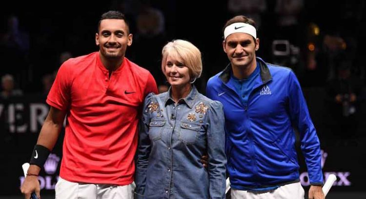 Team Europe wins vs. Team World in 1st Laver Cup