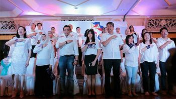 Opposition groups in the Philippines form coalition