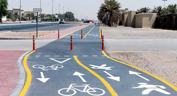 New cycling tracks opening in Dubai soon