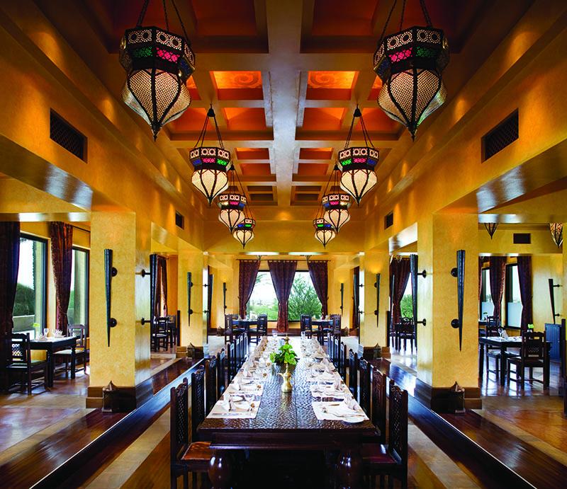 Bab Al Shams Desert Resort & Spa
