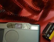 Film photography is back in vogue