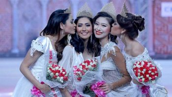 Philippines wins third beauty title in a month