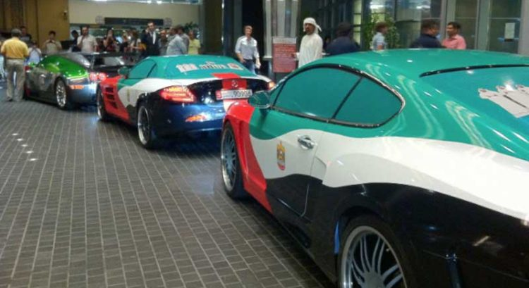 Decorating your car for UAE National Day? Rules from Abu Dhabi Police
