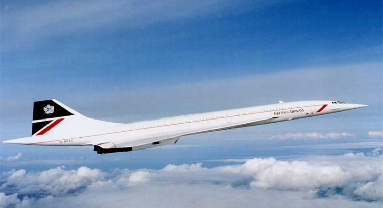 Supersonic air travel could return to skies in 5 years