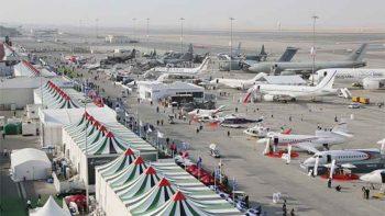 World-class aircraft flying into Dubai Airshow