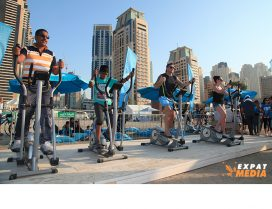 Indians, Filipinos top participants of Dubai Fitness Challenge