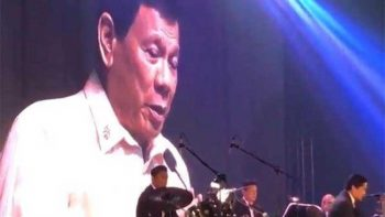 WATCH: Viral video of Duterte in duet with Pilita Corales