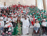 Sheikh Mohammed invites UAE to celebrate Flag Day