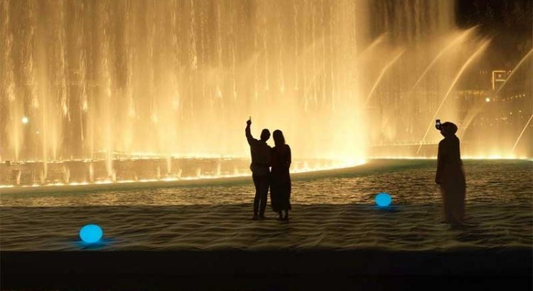 New attraction opens at Dubai Fountain for Dh20
