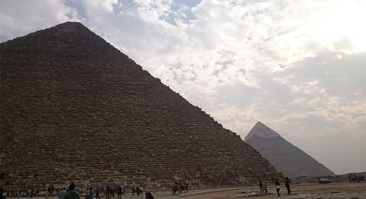Mysterious space in pyramid revealed: what angered Egypt