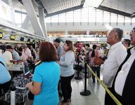 What happens to uncollected OFW terminal fee refund?