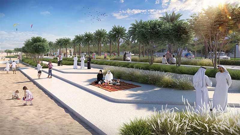 Sharjah Beach Project