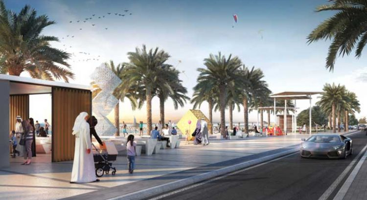 Sharjah Beach is transforming in a big way! Here's a sneak peek