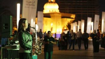 6 reasons not to miss Sharjah World Music Festival