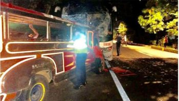 20 killed in Philippines bus crash on way to Christmas mass
