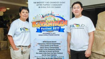 Biggest Filipino event in UAE to showcase Pinoy talent, bring together 94 groups