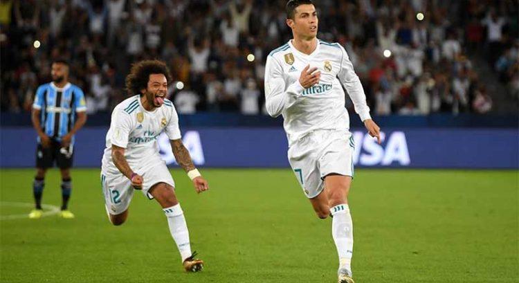 Real Madrid win Fifa Club World Cup final in Abu Dhabi